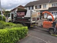 Ski's Trees, Tree Surgeon's Van, Swindon